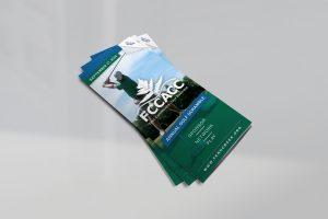 golf marketing brochure louisville