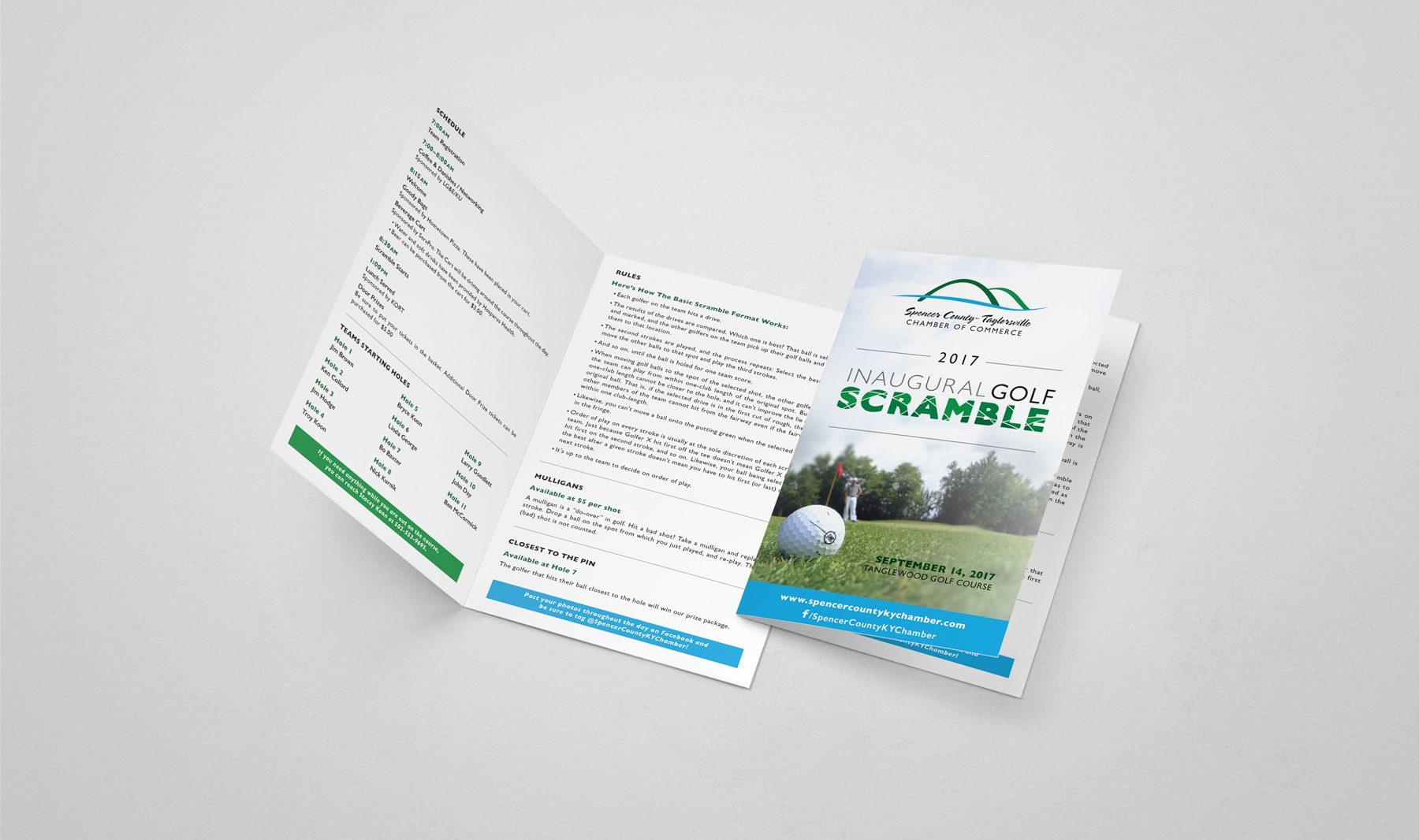 golf handout